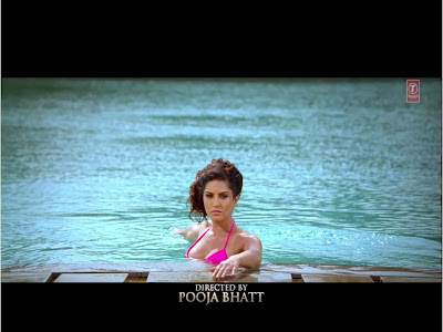 Sunny Leone in water in Pink Jism 2 Title Video Song