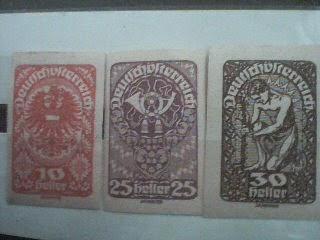 Deutschosterreich/Postage due