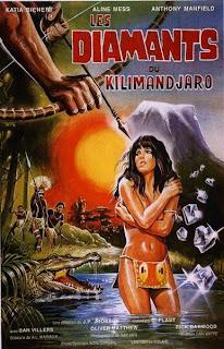 Diamonds of Kilimandjaro 1983 El tesoro de la diosa blanca