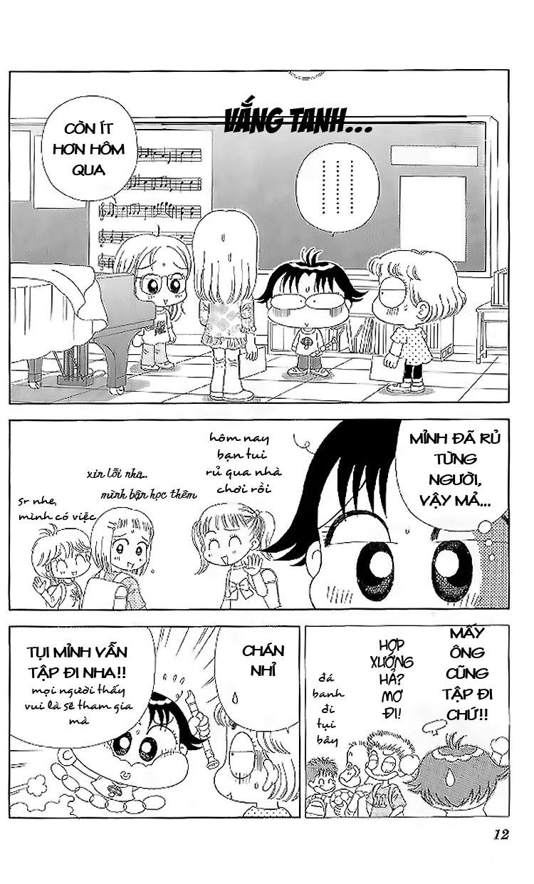 Kocchi Muite! Miiko chap 10 - Trang 11