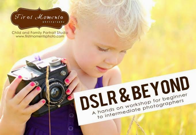 beginner dslr camera class