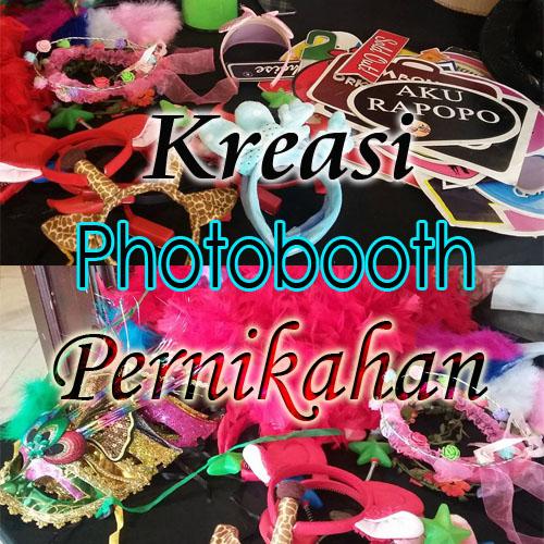 Kreasi Pernikahan Photobooth | HP. 0856-4020-3369 jasa Photobooth Semarang