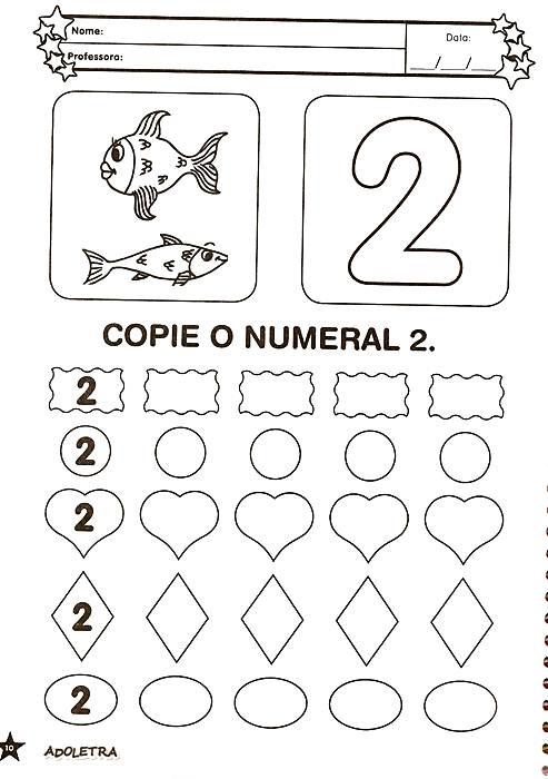 Preferência Alegria de Aprender na Educação Infantil: ATIVIDADES COM OS NÚMEROS BP31