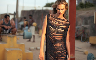 Alessandra Ambrosio HD Wallpaper-1600x1200