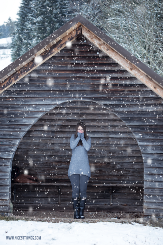 Wintershooting Shooting im Schnee #winter #shooting #wintershooting #portraitshooting #fotografie