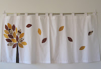 Autumn Curtains
