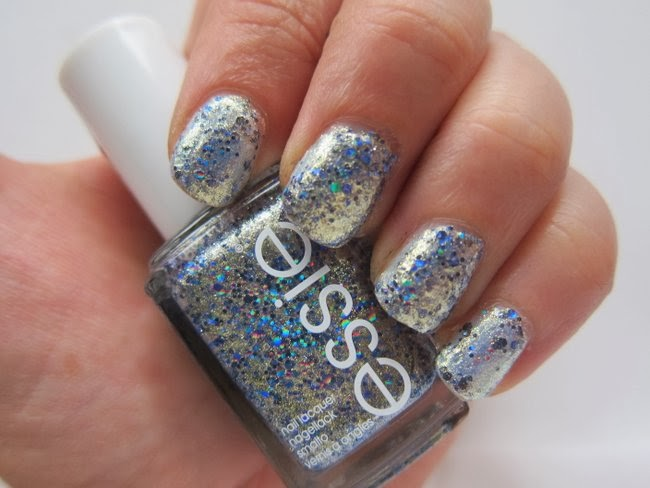 Essie On A SIlver Platter Swatch