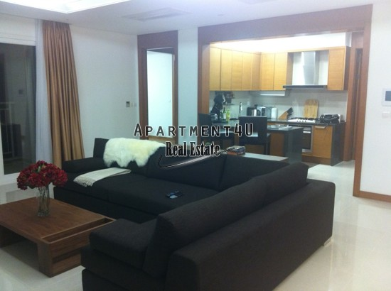 Xi Riverview rentals in HCMC 3br furnished
