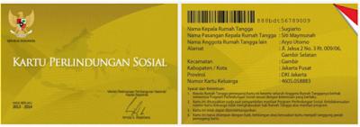 Kartu Perlindungan Sosial (KPS),
