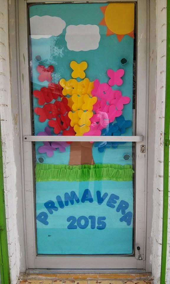 proyectos educativos y m s ideas para decorar puertas