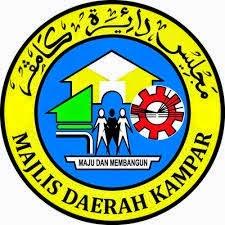 Jawatan Kerja Kosong Majlis Daerah Kampar (MDKampar) logo www.ohjob.info