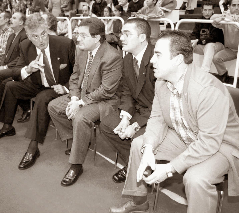 Aniversario del Club Baloncesto Valladolid