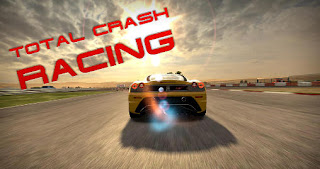 Screenshots of the Total crash racing for Android tablet, phone.