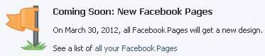 """Facebook """"Memaksa"""" Penggunaan Timeline"""