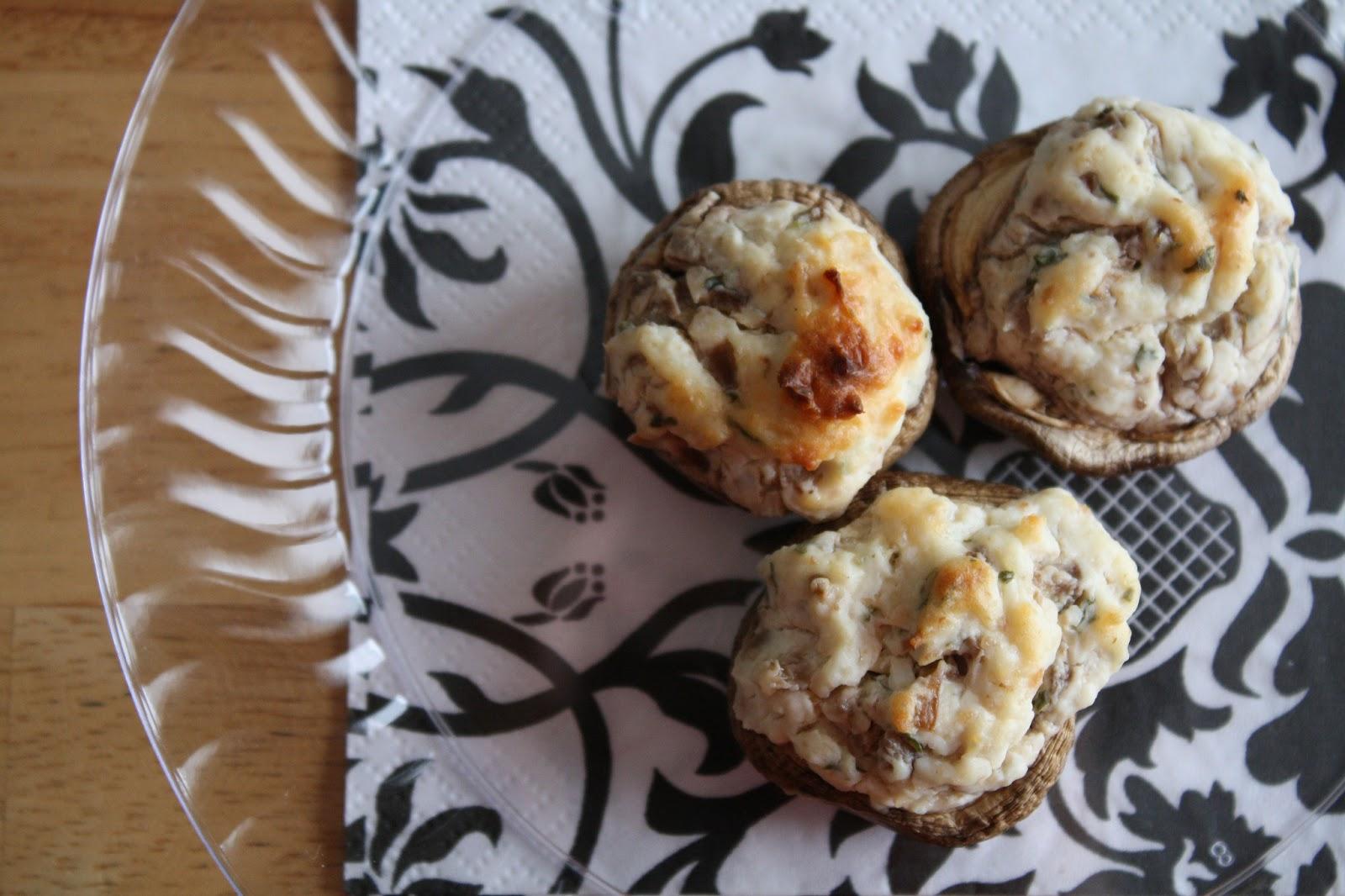 With Love from South Dakota: Classic Stuffed Mushrooms