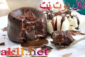 الشيكولاته الخام - طريقة تسييح الشوكولاتة الخام ( شوكولاتة المطبخ ) لتزيين التورته والحلويات
