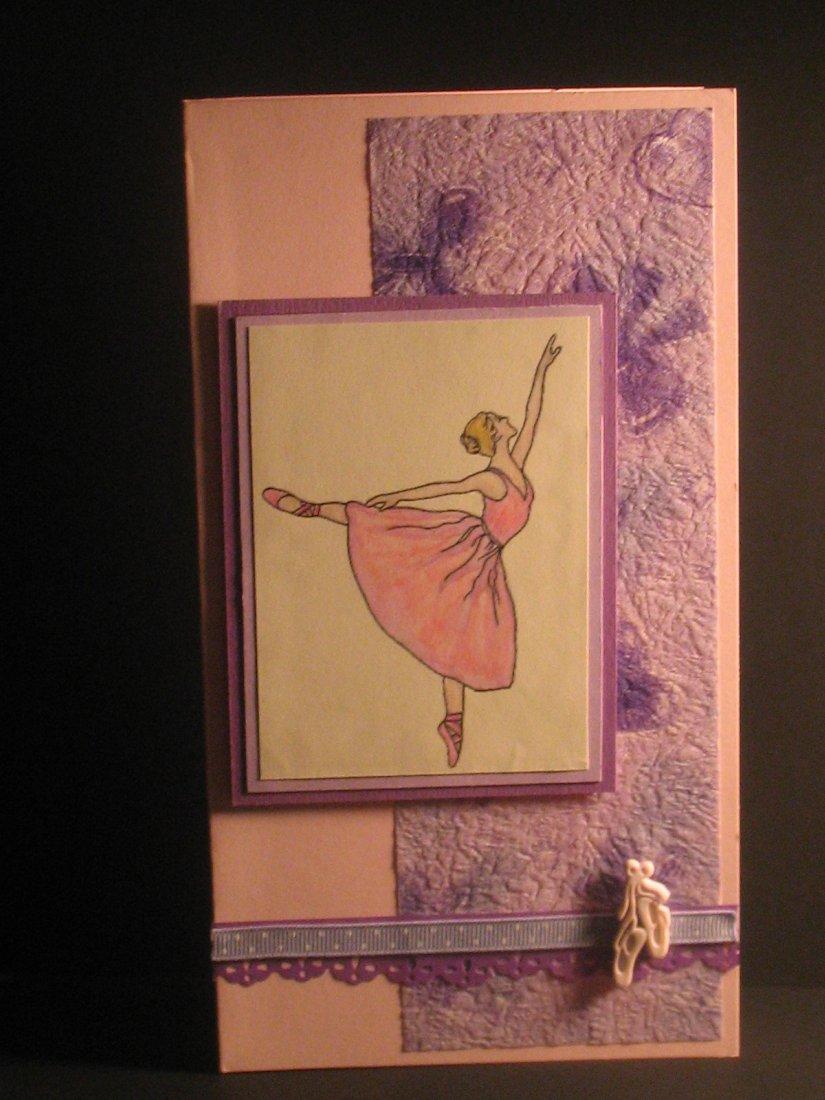 Картинки с балериной для открыток 227