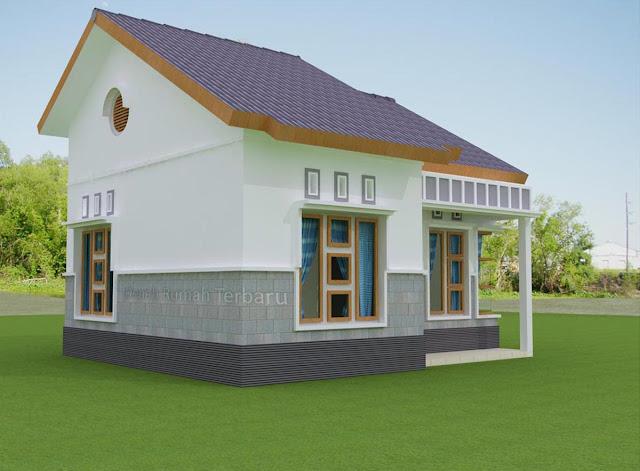 desain eksterior rumah minimalis type 36 desain denah