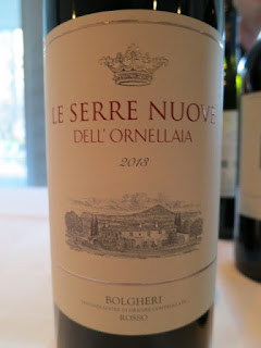 Le Serre Nuove dell'Ornellaia 2013 - DOC Bolgheri Rosso, Tuscany, Italy (92 pts)