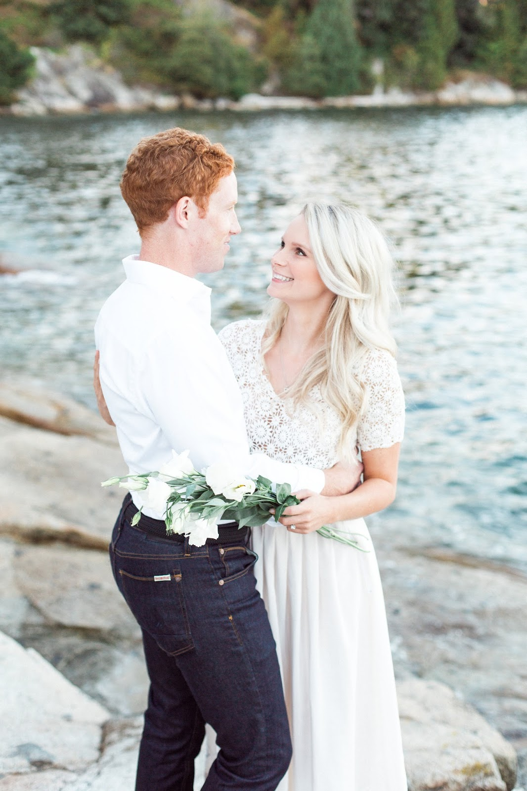 how to style a wedding shoot