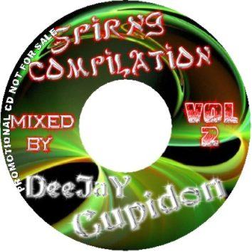 Dj Cupidon - SPRING COMPILATION VOL 2