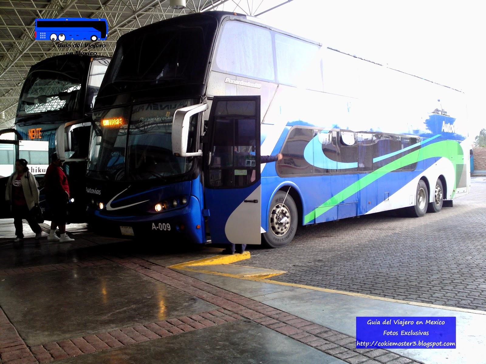 Gu a del viajero en m xico los autobuses doble piso en m xico - Autobuses de dos pisos ...