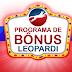 Programa de Bônus - Leopardi