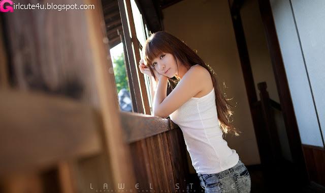 6 Ryu Ji Hye Outdoor and Indoor-very cute asian girl-girlcute4u.blogspot.com
