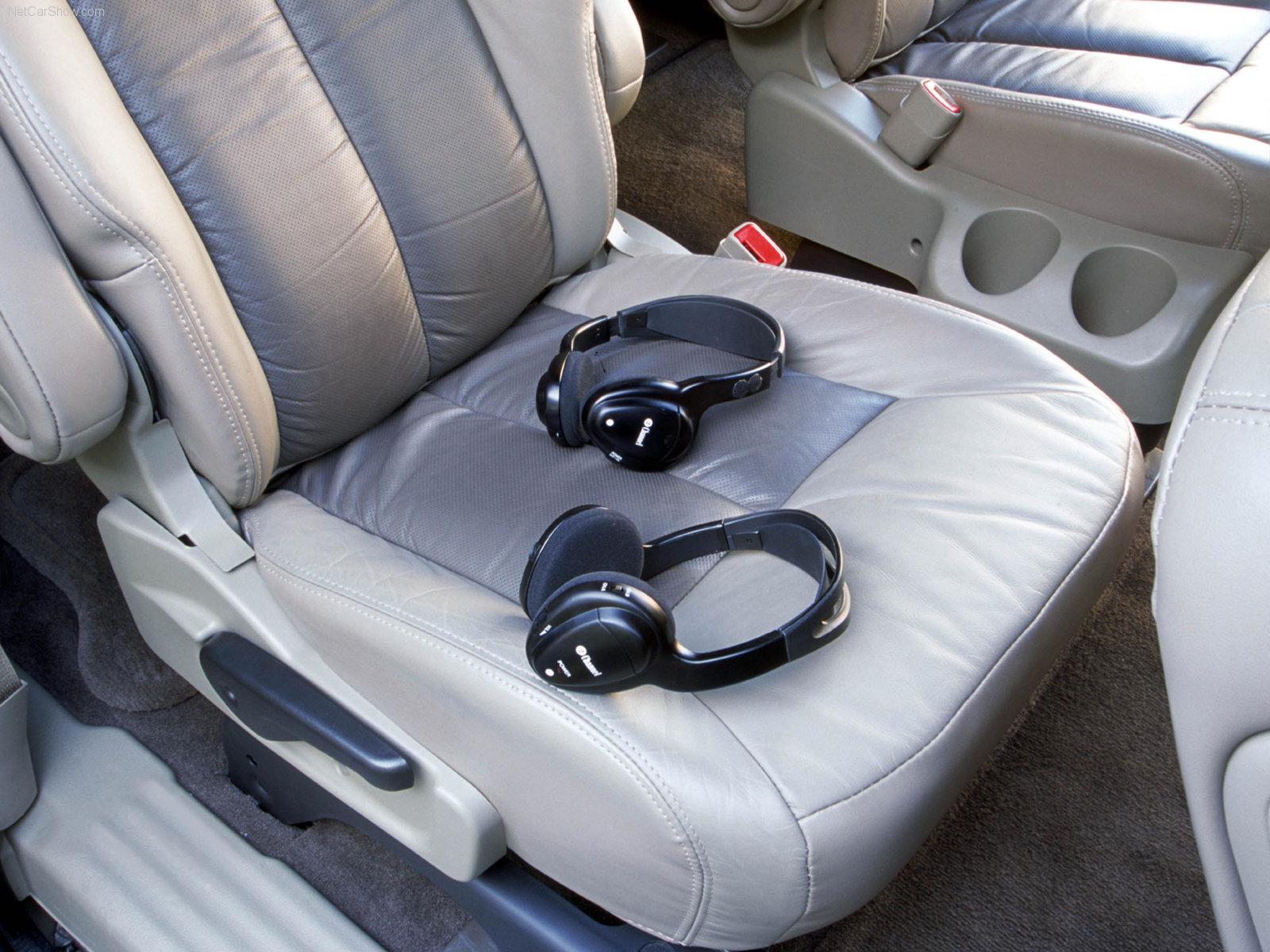 Hình ảnh xe ô tô Oldsmobile Silhouette 2002 & nội ngoại thất