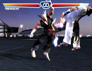 download tekken 4 game for pc
