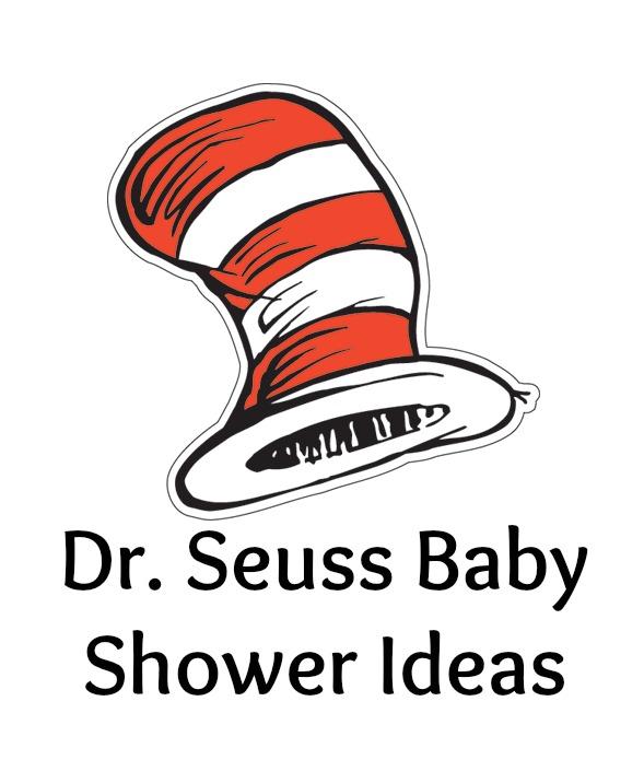 dr seuss baby shower