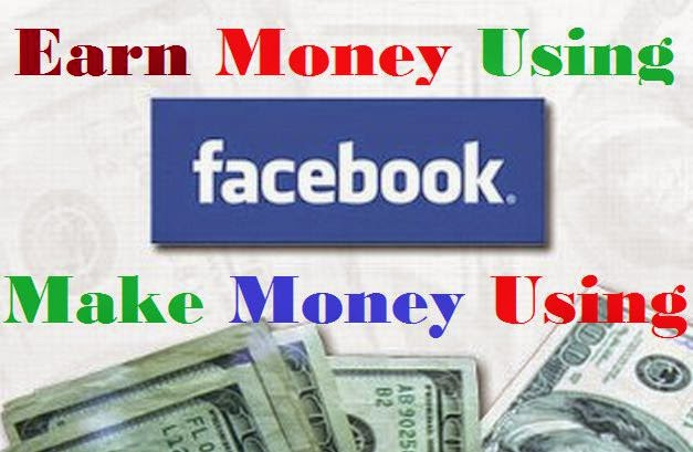 How to Earn Money Using Facebook Without Invest Money image photo