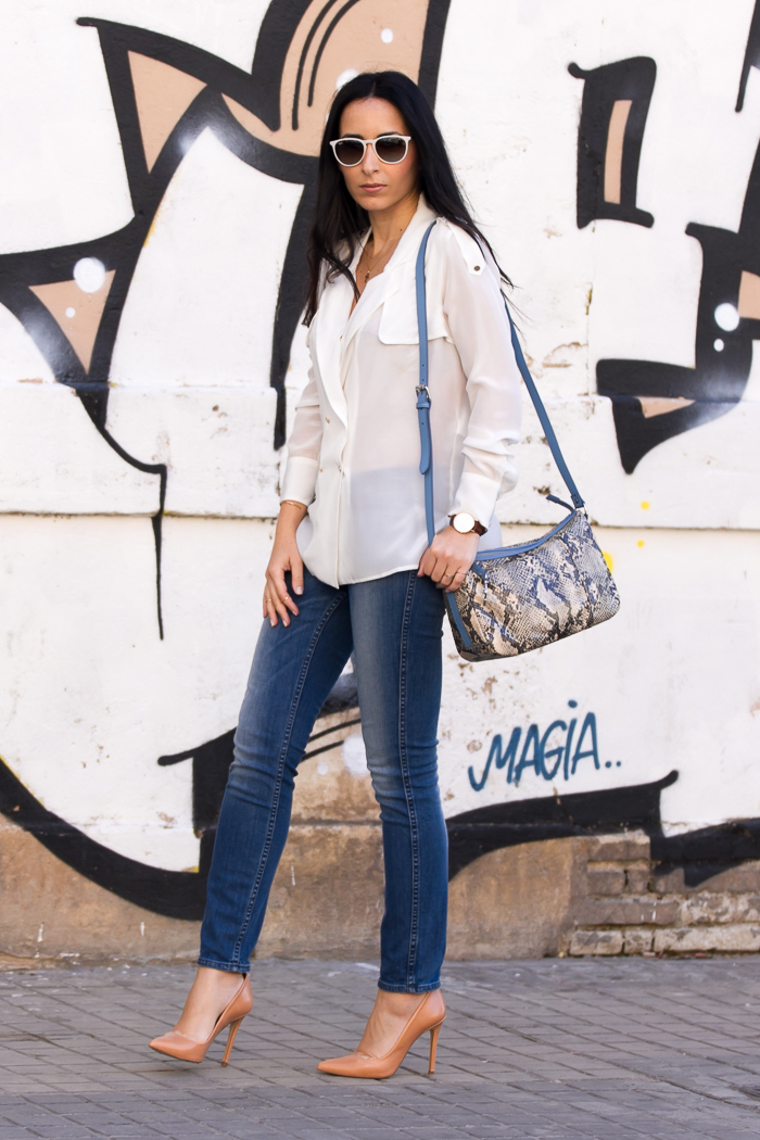 Propuesta estilismo blogger de moda española