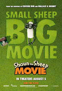Shaun the Sheep giveaway