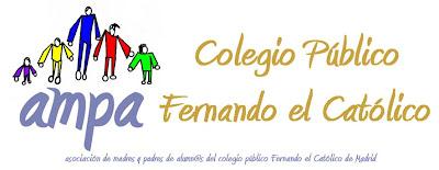 AMPA Colegio público Fernando el Católico de Madrid