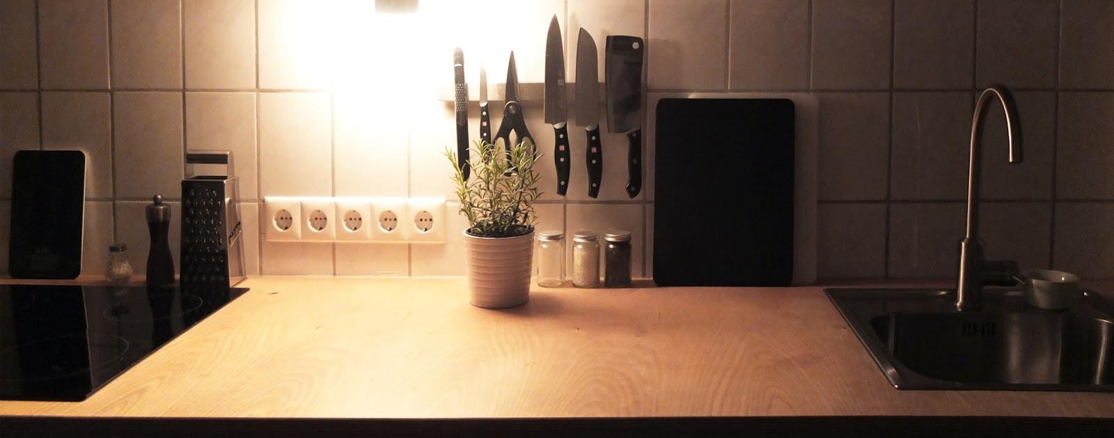 maulwurfsh gelig wohnliches k chenzeile. Black Bedroom Furniture Sets. Home Design Ideas