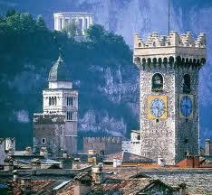 webcam a Trento