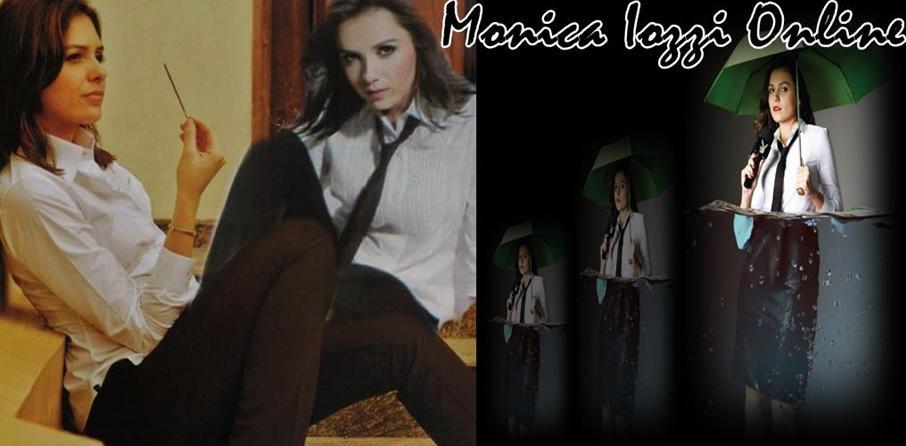 Monica Iozzi Online