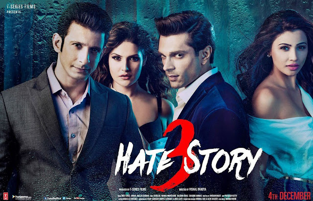 Hate Story 3 Watch Online Movie Free