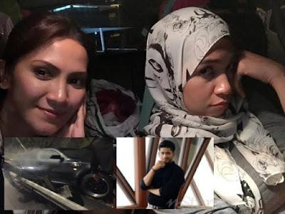 Sherry Ibrahim Dedah Punca Kemalangan Redza Rosli