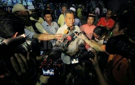 Kemelut Trengganu Selesai -Semua Masuk UMNO