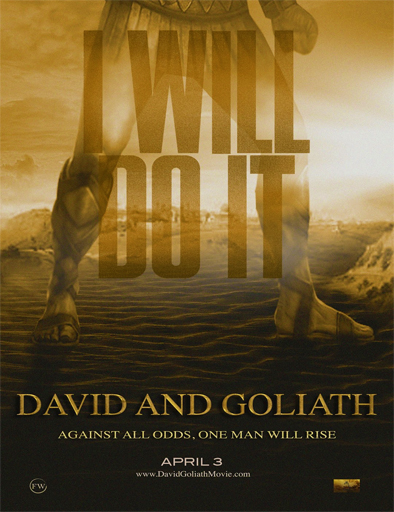 Ver David and Goliath (2015) Online