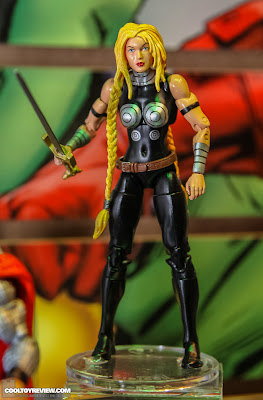 Hasbro 2013 Toy Fair Display Pictures - Marvel Universe - Valkyrie