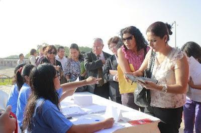 En la región Lambayeque se lleva a cabo el foro macrorregional Hablemos, más voces para la comunicación.