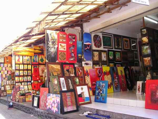 5 Tempat Belanja Oleh-Oleh Di Bali