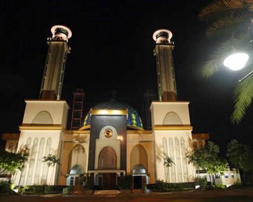 Masjid Agung Al-Barkah