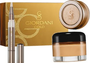 Conjunto Net Giordani Gold