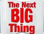 The Next Big Thing awardie