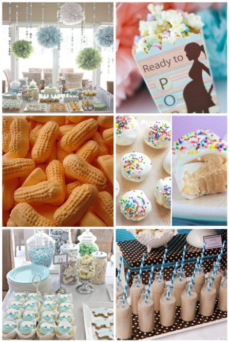 dreams and wishes tips for planning a baby shower