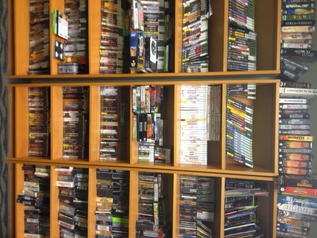 videogames library